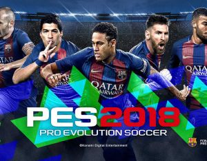 PES 2018 - Konami Partners With Argentine Football Association