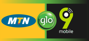LIST OF ALL THE DATA PLANS FOR MTN, GLO AND 9MOBILE