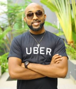 Banky W made UBER ambassador in Nigeria