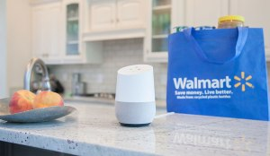 Google Home voice shopping